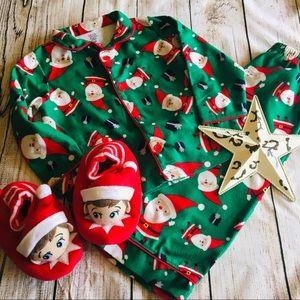 Christmas pjs size 3T 🎄